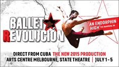 Ballet revolucion would be amazing to see!