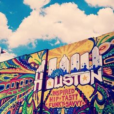 I soon as school was out last summer I got to fly to my hometown of Houston, Texas and spent the whole summer there.