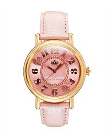 Pretty in Pink-Accessories Ideas Womenswear - Sharp N Chic Juicy Couture Watch, Juicy Couture Jewelry, Pink Watch, Gold Watch, Pink Love, Pretty In Pink, Pink Accessories, Fashion Accessories, Diamond Are A Girls Best Friend