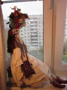 Кукла Сказка странствий – купить в интернет-магазине на Ярмарке Мастеров с доставкой - 7KLL5RU
