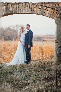 winter wedding in underberg