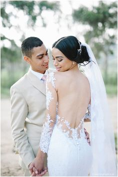 Our beautiful bride Cherise, in her bespoke Hanrie Lues Bridal dress. Bridal Collection, Beautiful Bride, Bride Groom, Veil, Bespoke, Bridal Dresses, Wedding Venues, Portraits, Romantic
