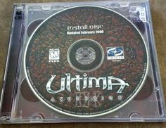 Ultima-IX-Ascension-PC-1999-Replacement-Discs-2-Updated-Feb-2000