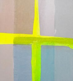 BIG YELLOW CROSS by Rachel Castle