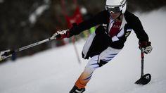Alpineskiester Anna Jochemsen op weg naar de Paralympische Spelen Sochi 2014