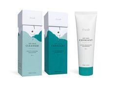 Fresh Skincare on Packaging Design Served