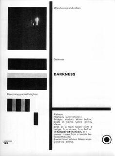 Laszlo Moholy-Nagy – Dynamic of the Metropolis (Sketch for a film) – 1921/1922
