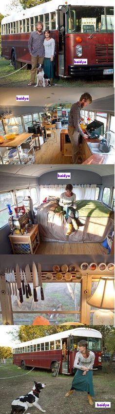 Bus Conversion