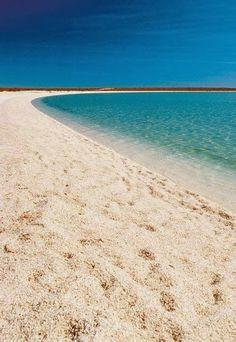 Beaches Around The World - Shell Beach, Western Australia