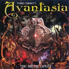 "#8. ""The Metal Opera Part 1"" *** Avantasia (2001)"