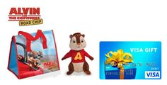 """The Boys Are Coming This Christmas """"Alvin and The Chipmunks: The Road Chip"""" #AlvinMovie (& $25 Visa GC Giveaway Ends 1/4) Read more at http://momandmore.com/2015/12/alvin-and-the-chipmunks.html#675Fb2k3zEGThYBJ.99"""