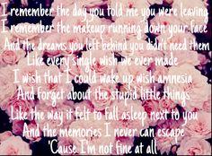 My edit for Amnesia by 5sos lyrics