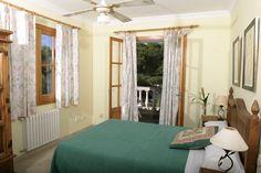 Dormitorio en la VILLA ISABEL (Mallorca)