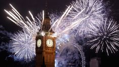 Where to watch New Year's Eve Fireworks in London by LondonTown.com