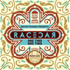 Grant Phabao presents RacecaR - One Two One Two
