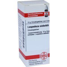LESPEDEZA SIEBOLDII D 4 Globuli:   Packungsinhalt: 10 g Globuli PZN: 07457837 Hersteller: DHU-Arzneimittel GmbH & Co. KG Preis: 5,50 EUR…