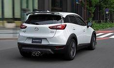Mazda CX-3 Tuned by AutoExe Looks Like a Track-Ready SUV