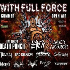 Music videos: Stick to Your Guns - With Full Force Festival XXII...