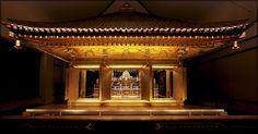 金色堂 | 関山 中尊寺
