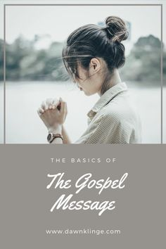 The basics of the gospel message   What does the gospel mean?   How are Christians saved?   What does it mean to be a Christian?   Above the Waves   #gospel #christianity #goodnews Savior, Jesus Christ, Romans 10 14, What Are Sins, Act Of God, Trust In Jesus, Saved By Grace, God Loves Me, Christian Living