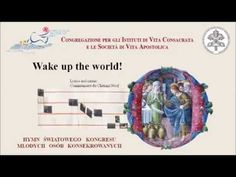 Wake up the world!