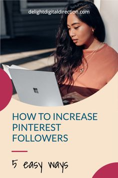It's not rocket science how to get more Pinterest followers. These 5 easy tips will be a great start to get Pinterest followers. These are also ideal for Pinterest marketing ideas as well as blogging tips for bloggers. Pinterest marketing strategy will boost your small business ideas to become bigger! Starting a business with a digital marketing plan is wise thing to do.