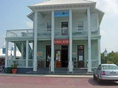 Sundog Books & Central Square Records, Seaside, Florida