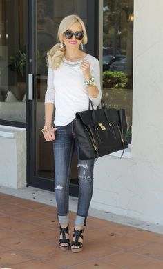 A Spoonful of Style: Baseball Tee...