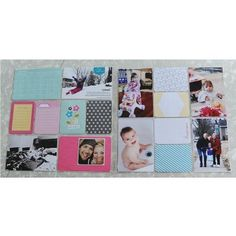 Project Life 3X4 Textured Cardstock Blush Edition