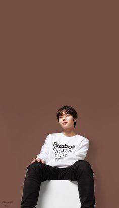 Wanna One Park Jihoon X Reebok Wallpaper