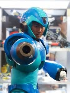 Megaman cosplay - AT&T Yahoo Image Search Results