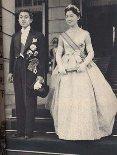 皇太子明仁親王殿下の御成婚