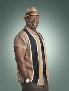 Michael Clarke Duncan as Leo Knox from The Finder on Fox