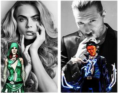 Cara Delevingne is Enchantress & Jai Courtney is Captain Boomerang #Suicide_Squad_Movie #Suicide_Squad #The_Joker #Harley_Quinn #Deadshot #Rick_Flagg #Captain_Boomerang #Enchantress #DC_Comics