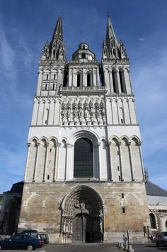 Angers Cathedral - Angers, France
