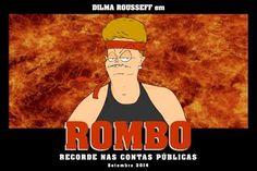 ROMBO - O exterminador do dinheiro público