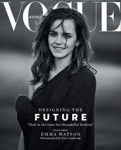 Emma Watson for Vogue Australia