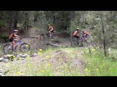 "Mountain Biking CV Films' ""CrossWest Adventures"" TV SERIES - HELENA, MT - Director: Cristian Bohuslavschi"