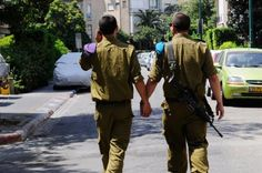 Homosexuals in Israel serve openly in the military, including special units, without any discrimination.  Moreover, gays in the IDF have additional rights, such as the right to take a shower alone if they want to.