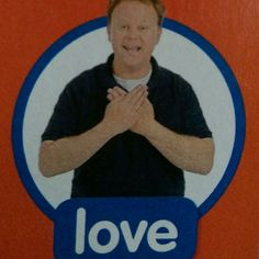 Love - Makaton / Sign / Mr Tumble / Something Special Hand Sign Language, British Sign Language, Makaton Printables, Makaton Signs British, Mr Tumble, Numicon, Eyfs Classroom, Love Signs