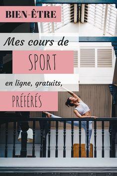 Envie de vous remettre au sport sans exploser votre budget ? Apprenez le yoga, la danse et le fitness en ligne ! Blog-some-place-called-home