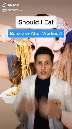 Eating Before And After Workout Fitness Tips Workout TikTok