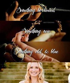 [8x15] This episode was amazing. Even though I wanted to see Katherine. The steroline wedding was the best thing ever. I couldn't have asked for more, there wedding was perfect❤ edit insp credit to Tumblr.