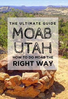 Outdoor Travel usa Explore Moab like a local! As a former resident of Utah and a frequent traveler to these deserts, I share my greatest tips to make the most out of this beautiful town. New Orleans, New York, Moab Utah, Utah Hikes, Travel Usa, Travel Tips, Travel Ideas, Travel Inspiration, Beach Travel