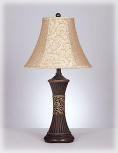 Traditional Classics Mariana Resin 2 Table Lamps