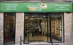 Vegan Eating in Paris: Un Monde Vegan (All vegan supermarket)