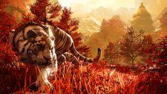 Far Cry 4 - Shangri La Pet Tiger