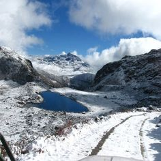 Tawang, Arunachal Pradesh The tranquil hill station in Arunachal Pradesh is known for its breathtaking landscape and natural beauty. It is considered as one of the secret places of India since reaching the place is highly challenging because of harsh weather and frequent landslides.