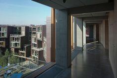 Tietgen Student Hall Copenhagen by Danish architects Lundgaard & Tranberg