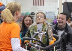 Headlines: A bike for Hayden: Donation provides mobility for ...